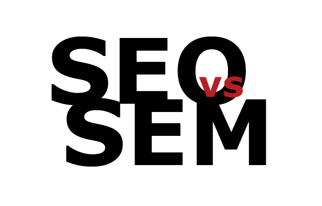 how to combine SEO and SEM for your marketing campaign: SEO vs SEM