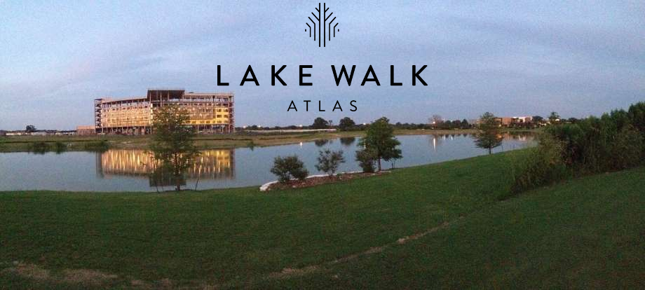 New Lake Walk Town Center Near Texas A&M
